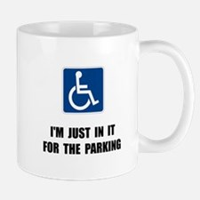 Handicap Parking Mug