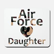 AF Daughter Camo Mousepad
