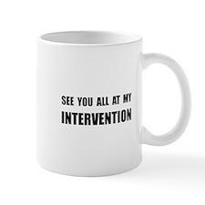 Intervention Small Small Mug