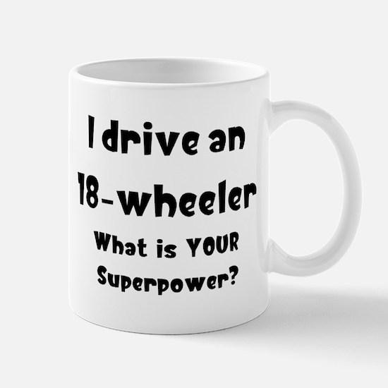 18-wheeler Mug