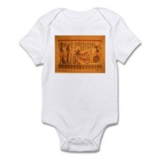 MAAT and AUSET (ISIS) Infant Bodysuit