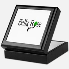 Bella Rose (Green) Calm Keepsake Box