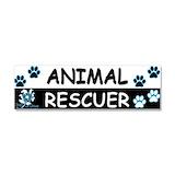 """Animal rescue 3"""" x 10"""""""