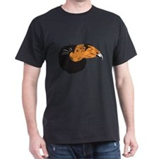 Vulture Buzzard Head T-Shirt