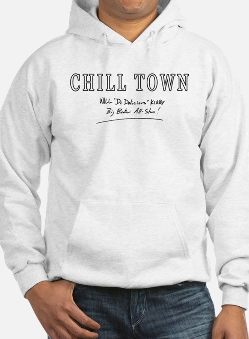 Autographed Chill Town Hoodie
