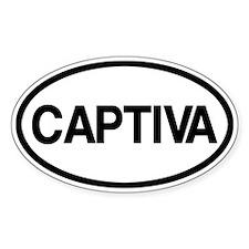 Captiva Bumper Stickers