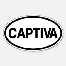Captiva Bumper Stickers