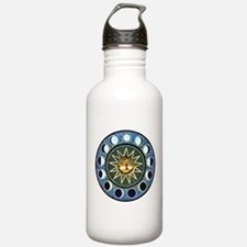 Moon Phases Water Bottle