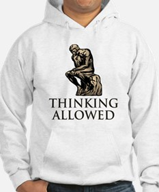 The Thinker's Hoodie