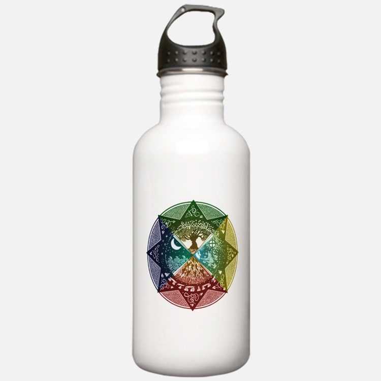 Elemental Seasons Water Bottle
