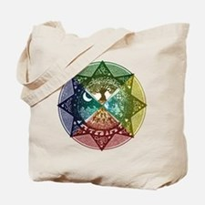 Elemental Seasons Tote Bag