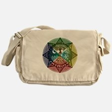 Elemental Seasons Messenger Bag
