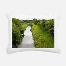 Lancaster Canal, UK - Pillow