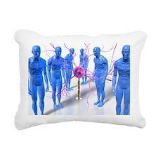 Parkinson's disease, conceptual artwork - Pillow
