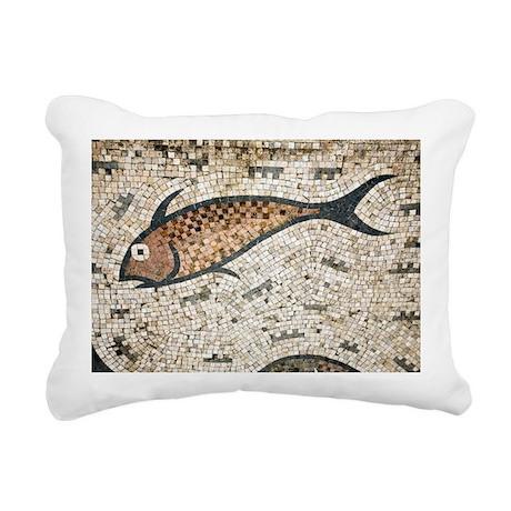 Roman mosaic - Pillow