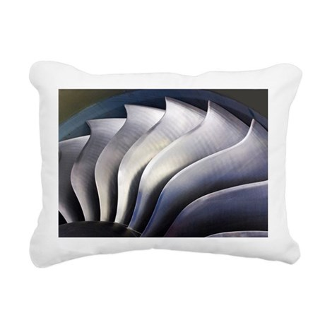 S-curve fan blades - Pillow