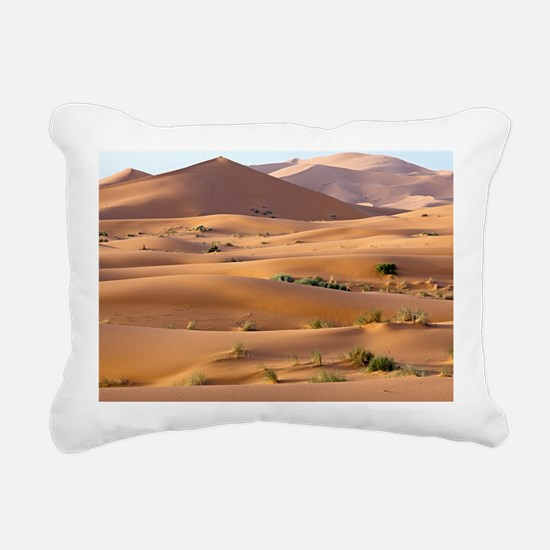 Saharan sand dunes - Pillow