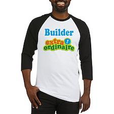 Builder Extraordinaire Baseball Jersey