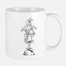 Cartoon Jester Mug