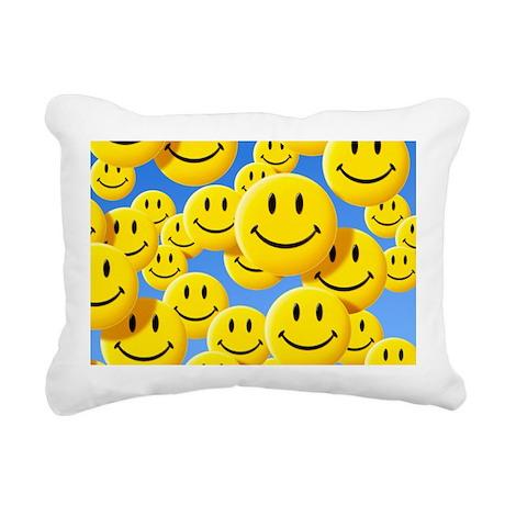 Smiley face symbols - Pillow