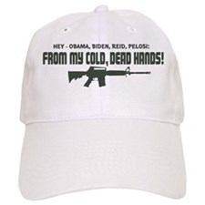 From My Cold Dead Hands! Baseball Cap