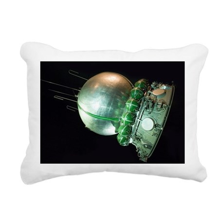Vostok 1 spacecraft - Pillow