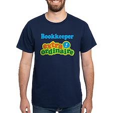 Bookkeeper Extraordinaire T-Shirt