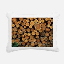 Logs - Pillow