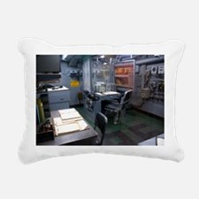 Operations room on USS Intrepid - Pillow
