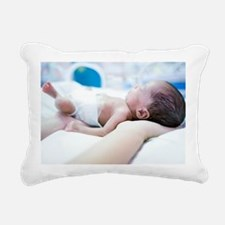Nurse and premature baby - Pillow