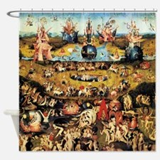 Hieronymus Bosch Garden Of Earthly Delights Shower