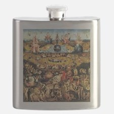 Hieronymus Bosch Garden Of Earthly Delights Flask