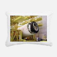 Satellite launch preparations - Pillow