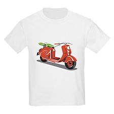 Vintage Motor Scooter Retro T-Shirt