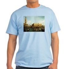 Canaletto The Pier T-Shirt
