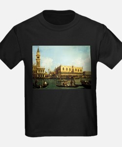 Canaletto The Pier T
