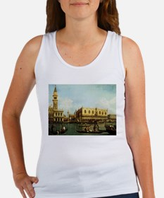 Canaletto The Pier Women's Tank Top