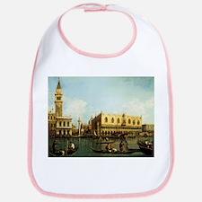 Canaletto The Pier Bib
