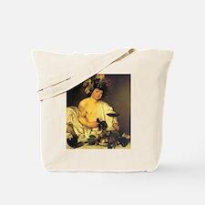 Caravaggio The Young Bacchus Tote Bag