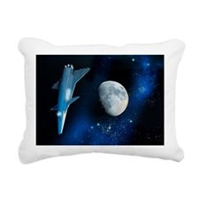 Spaceship, artwork - Pillow