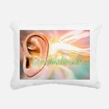 Tinnitus, conceptual artwork - Pillow
