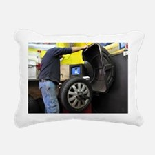 Tyre workshop and garage - Pillow