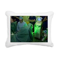 Endoscopic prostate surgery - Pillow