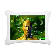Insomnia, conceptual artwork - Pillow