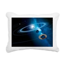 Christmas star as planetary conjunction - Pillow