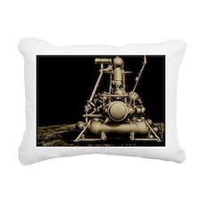 Artist's impression of the Luna 16 spacecraft - Pi