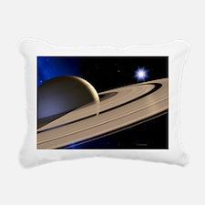 Saturn's rings - Pillow