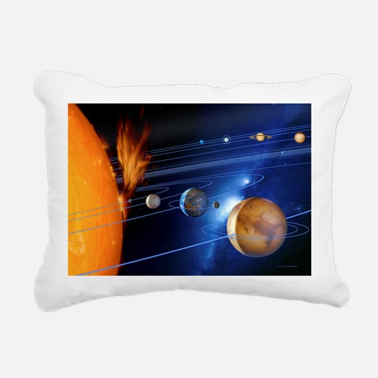 Solar system - Pillow