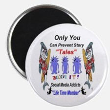 Only YOU Tales Magnet