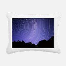 Star trails - Pillow